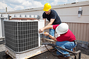 Baltimore Maryland HVAC unit repair
